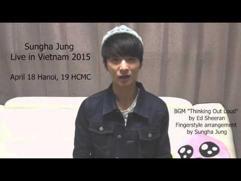 Sungha Jung Speaks About His April Tour In Vietnam! video