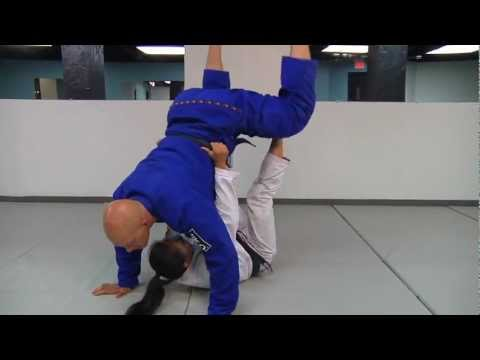 How to Develop Explosive Butterfly Guard or Seated Guard Sweeps Image 1