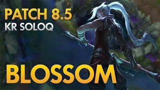 SKT T1 BLOSSOM - Kayn (Rhaast) Jungle