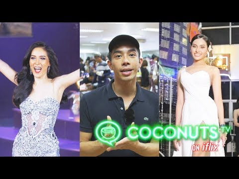 Miss Tiffany's Transgender Beauty Pageant in Pattaya | TRANS PAGEANT | COCONUTS TV ON IFLIX