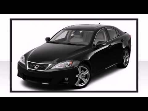 2012 Lexus IS 250 Video