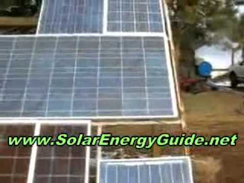 Research Paper On Solar Energy