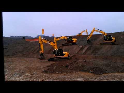 Nueva gama de excavadoras de cadenas de JCB