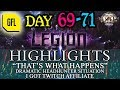 Path Of Exile 3.7: LEGION DAY # 69   71 Highlights DRAMATIC HEADHUNTER MOMENT, STREAMING.