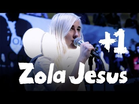 Zola Jesus Performs At The Guggenheim +1