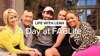 Life with Leah: A Day at FABLife