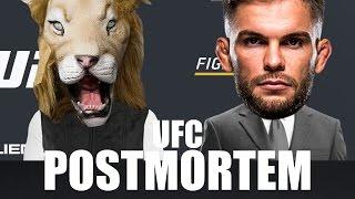 UFC 207 POSTMORTEM!!!