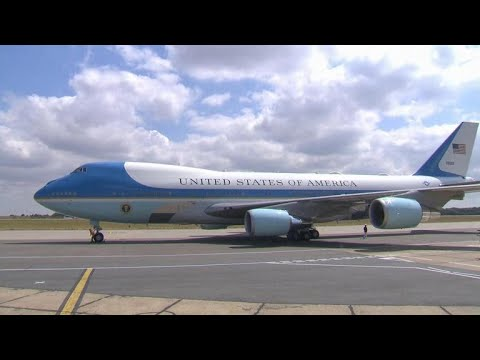 President Trump pushes for Air Force One makeover