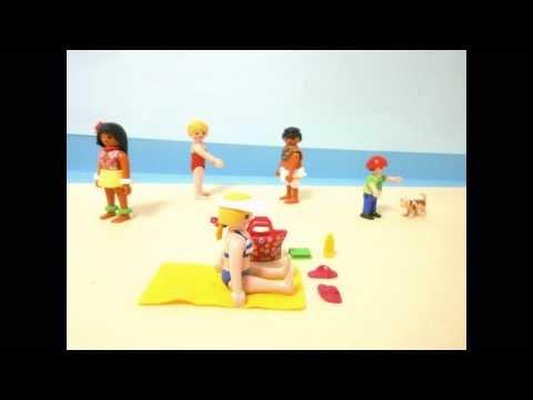 Eva María se fue... (Versión Playmobil)