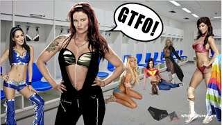 5 WWE Stars That Were Kicked Out Of The Locker Room