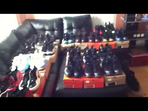 NYC Foamposite collection HEAT 2