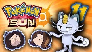 Pokemon Sun: Training Grounds - PART 11 - Game Grumps