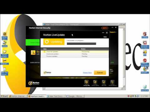 Norton Internet Security 2012 BETA Test and Review.mp4