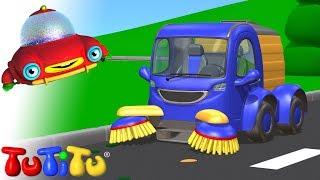 TuTiTu Toys   Street Sweeper