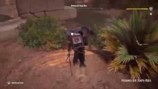 Assassin's Creed Origins - missão secundária!