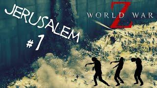 Ночная резня! | WWZ Иерусалим | ЧАСТЬ #1