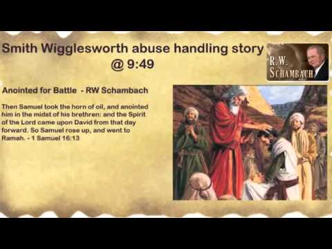 Anointed For Battle  Smith Wigglesworth - Rw Schambach video