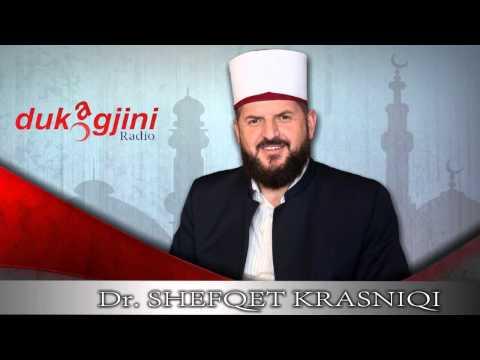 Dr. Shefqet Krasniqi flet rreth aktualitetit në Radio Dukagjini