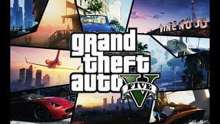 Grand Theft Auto V (GTA 5) В гостя у Ramona Продвигаемся