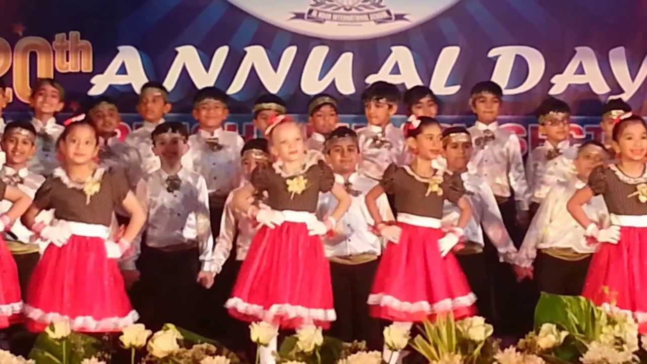 annual day celebration in our school essay
