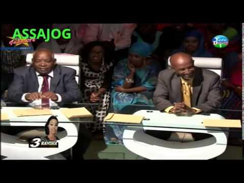 Djibouti: Jeunes Talents2  2e quart de finale part1  11/12/2014