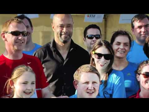 Team XM Solutions at the Dublin Staff Relay Race 2012.mp4
