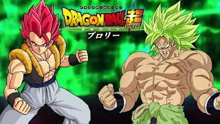 Dragon Ball Super Movie Broly SSG Gogeta Appearance
