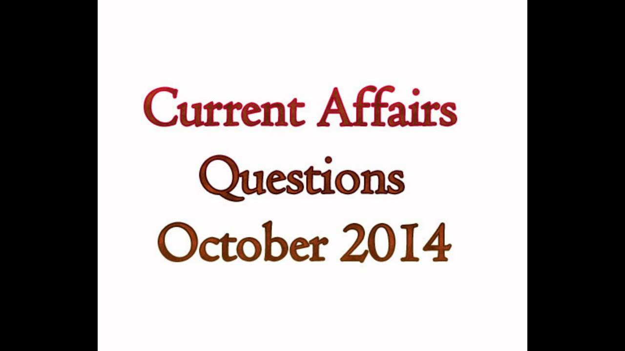 current affairs 2013 Current affairs questions and answers - may 08, 2015 how many indian companies figured in the world's 2000 largest and most powerful public companies.