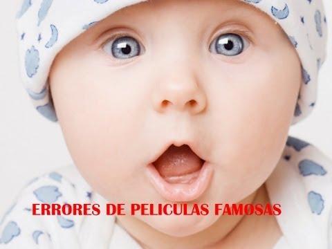 Increibles Errores de Peliculas Famosas │Movies mistakes