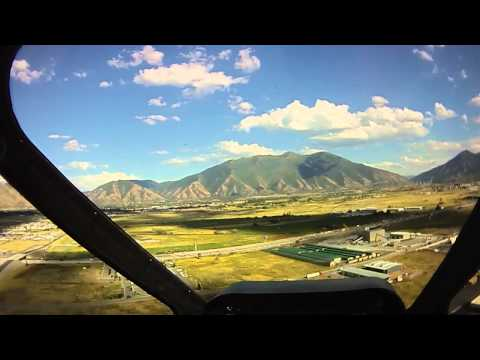 Gyrocopter Flight Training - Takeoffs and landings