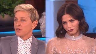 Ellen Degeneres Calls Jenna Dewan A 39 Tatum 39 Apologizes On Live Tv