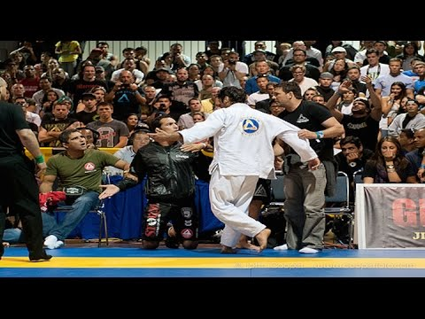 How to get DQ'd in BJJ - Bicep Slices, Heel Hooks, Slams & Stalling [HELLO JAPAN]