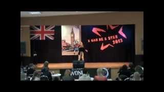 I CAN BE A STAR 2012 miejsce 2 Ulan-Majorat.wmv