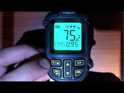 DeWALT DCT414S1 12V MAX Infrared Thermometer Kit – Review