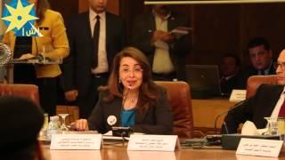 """بالفيديو """"الإحتفال بيوم اليتيم العربي بجامعة الدول العربية"""""""