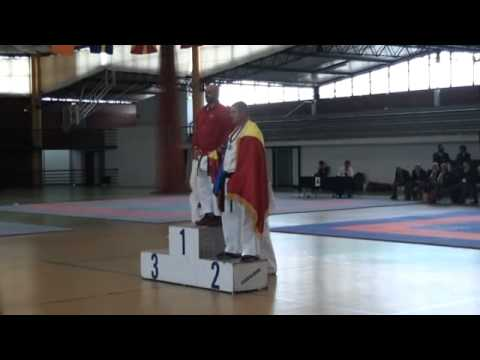 European Championship Wado Kai Karate 2011.wmv