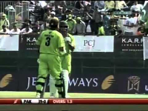 fastest 80 by pakistan top order imran nazir,shoaib malik and ahmed shehzad 80 from just 18 balls