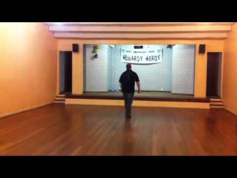 Human Line Dance Being Human Line Dance