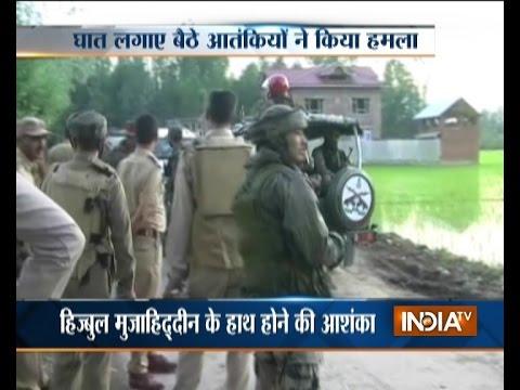Militant Attacks Security Forces at Anantnag in Jammu and Kashmir, 4 Injured