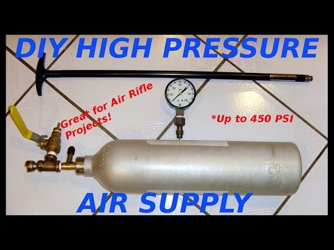 450-500PSI AIR SUPPLY Made
