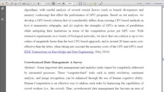 IEEE DATAMINING TOPICS - FINAL YEAR IEEE COMPUTER SCIENCE PROJECTS