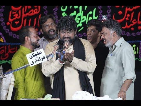 Zakir Imran Khadim Bijli | 13 July 2018 | ImamBargah Shahzada Ali Akbar A.S Multan |