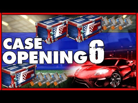 ROCKET LEAGUE FR | CASE OPENING x30 + TRADE UP