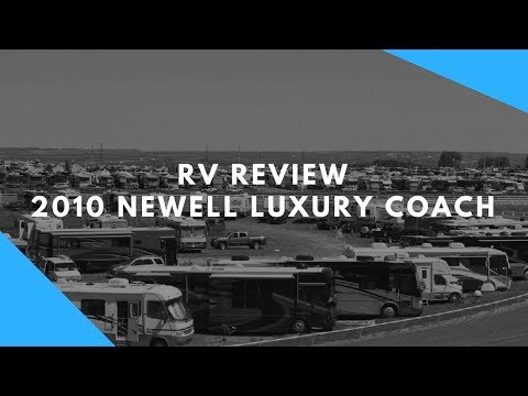 Newell Coach Luxury Motorhome