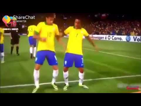 Foot ball funny troll video