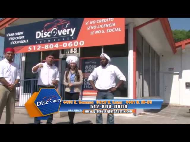 Discovery Auto Sales - Infomercial #5