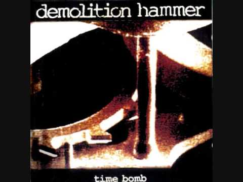 Demolition Hammer - Power Struggle