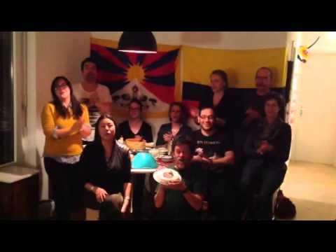 Happy Birthday to His Holiness The Dalai Lama