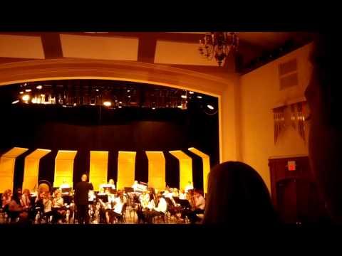 Rye Middle School Winter Concert