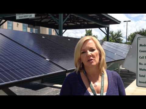 Everglades University Solar Energy Teaching Lab - Bradenton Herald - Bradneton.com